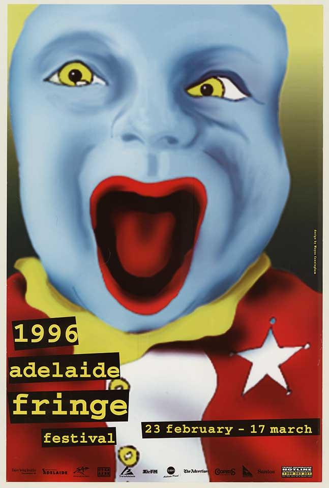 Adelaide Fringe, 1996
