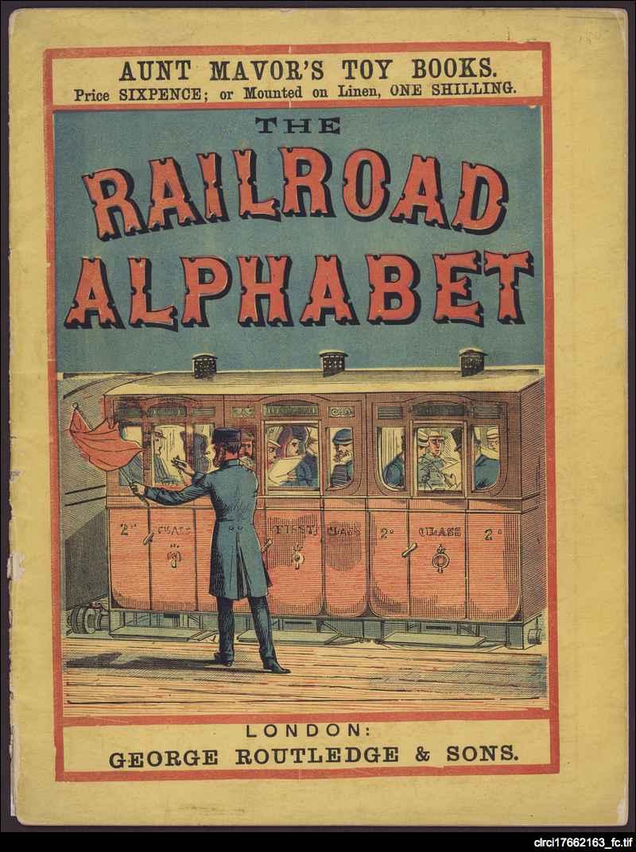 Railroad alphabet