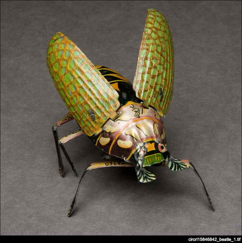 Clockwork toys - beetle