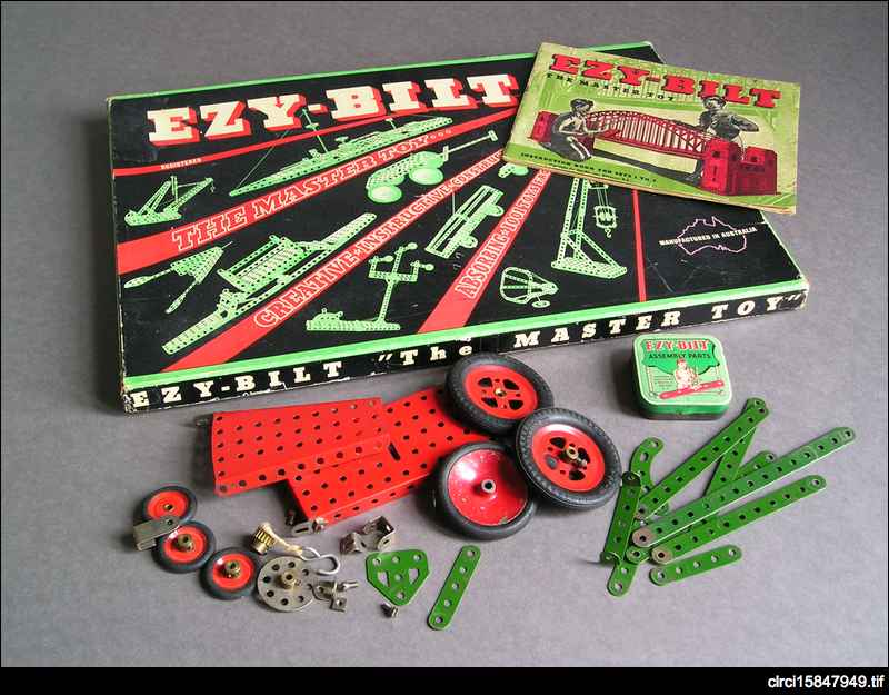 Ezy-bilt construction set