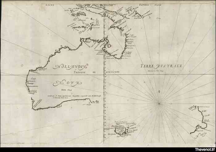 Terra Australis unveiled
