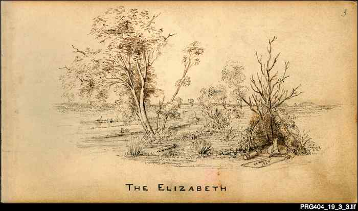 Elizabeth Creek