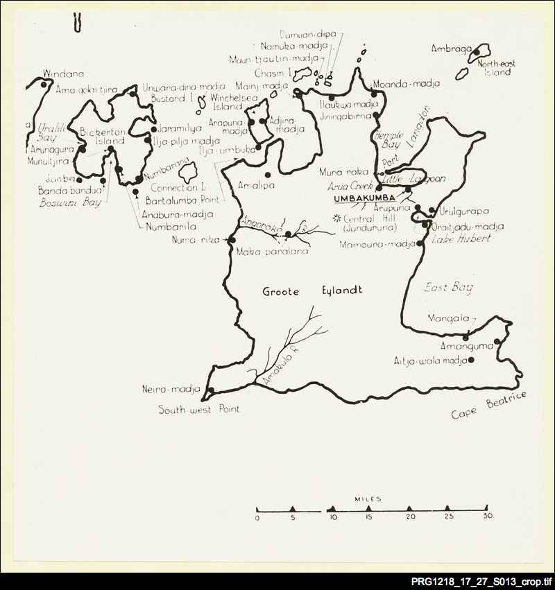 01. Groote Eylandt [map]