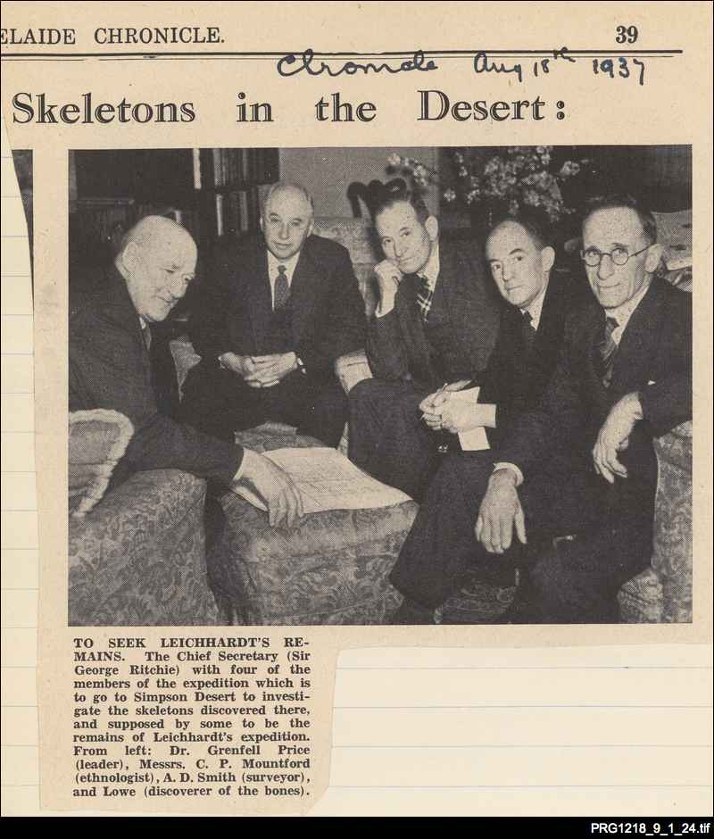 01. Skeletons in the desert