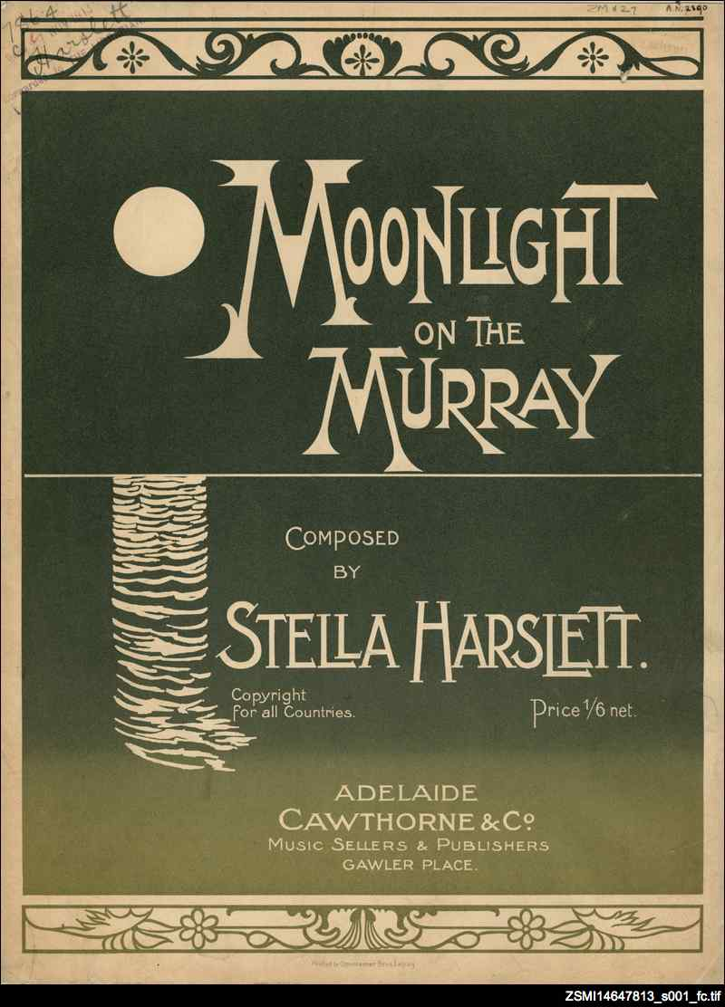 Moonlight on the Murray