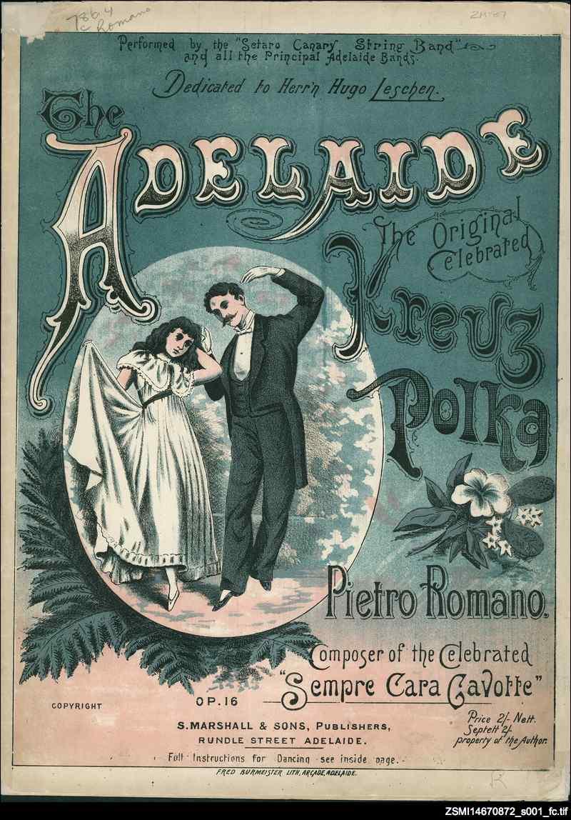 The Adelaide kreuz polka