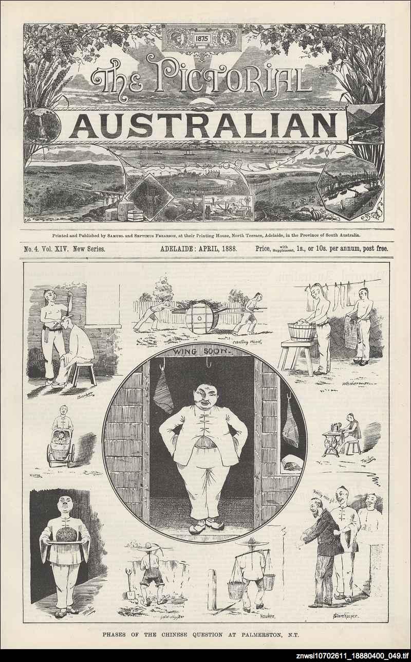 Pictorial Australian