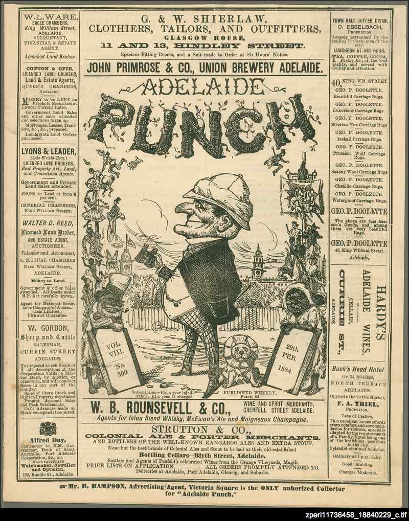 Adelaide Punch
