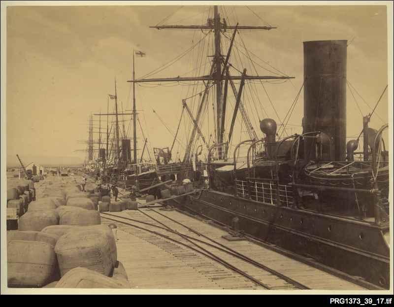 Port Augusta dock