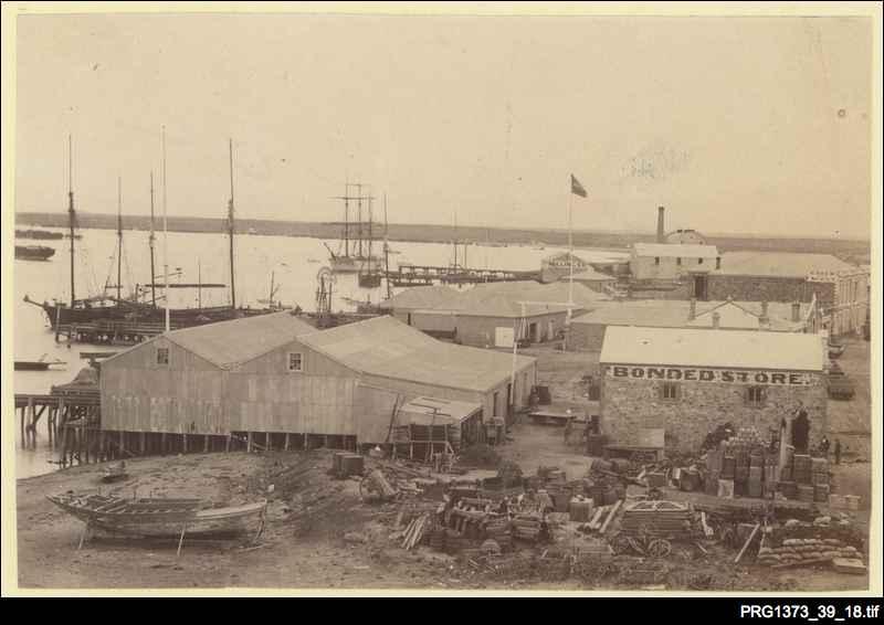 Port Augusta 1889