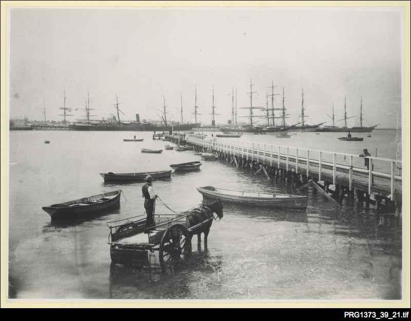 Port Augusta, November 1890