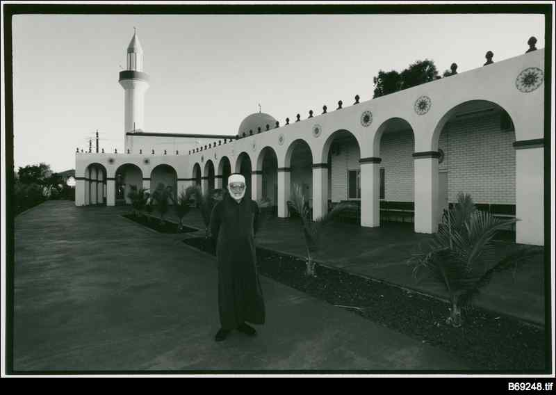Mosque at Woodville North