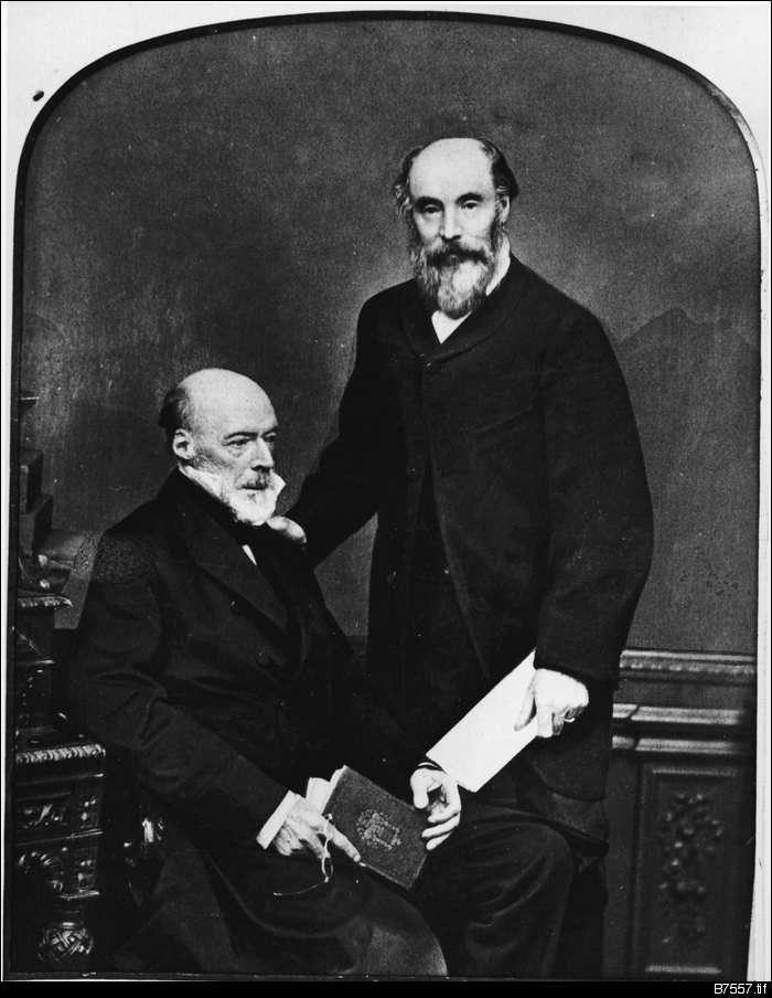 Robert Torrens and Sir Robert Richard Torrens