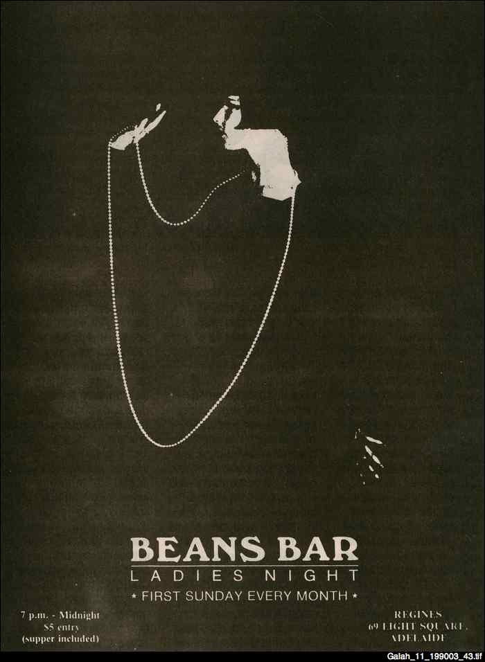Beans Bar