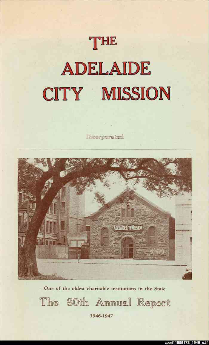 Adelaide City Mission