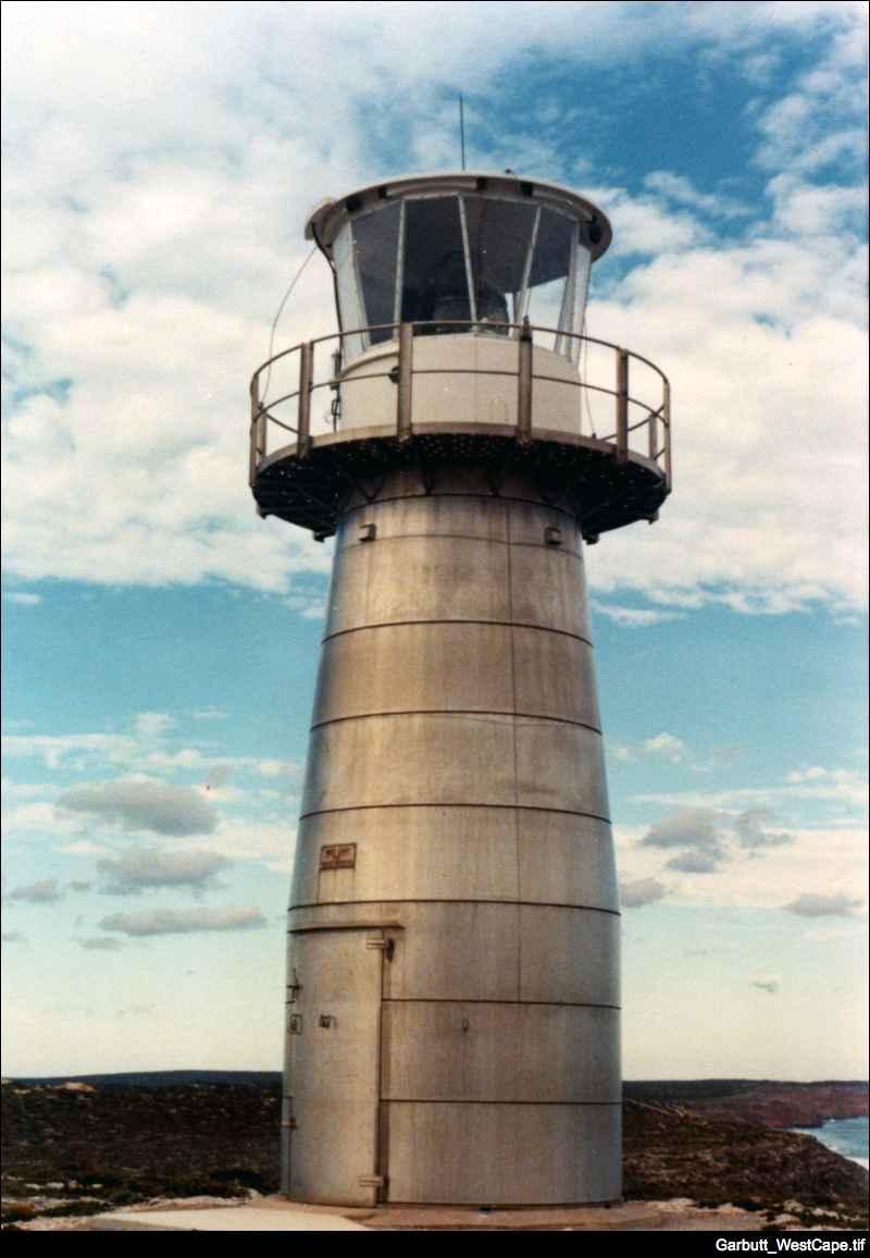 West Cape lighthouse