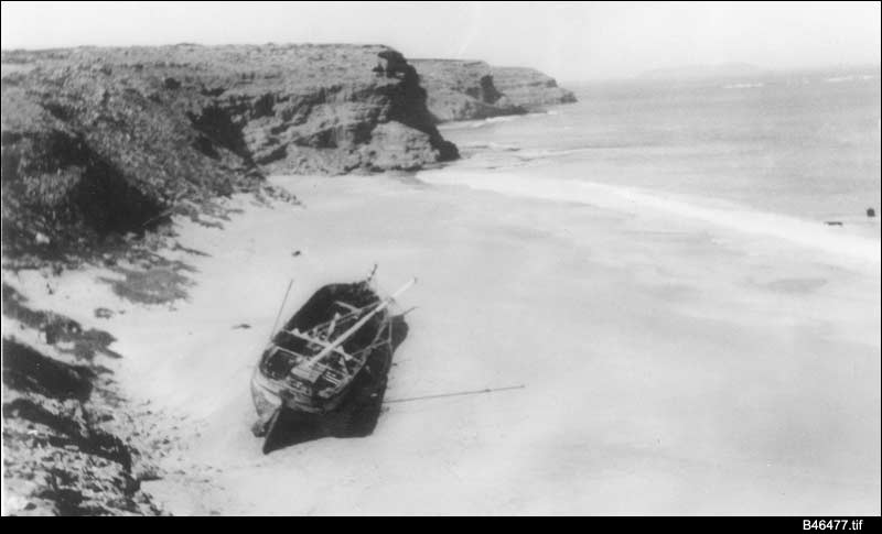 Wreck of the Ethel