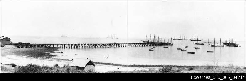 Port Victoria 1934