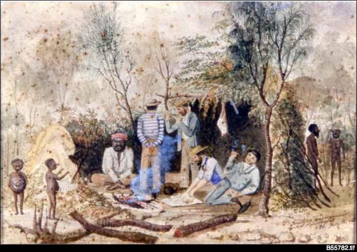 Surveyors' Encampment Yorke Peninsula