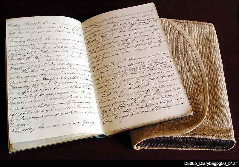 Diary of W.A. Crowder of the Overland Telegraph Line