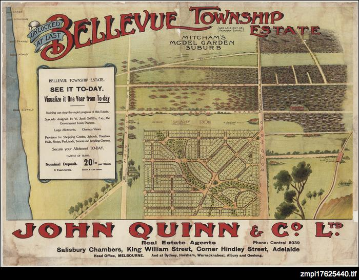 Bellevue township