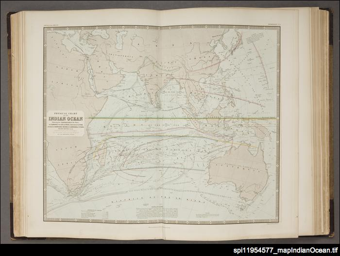 Physical atlas: Indian Ocean