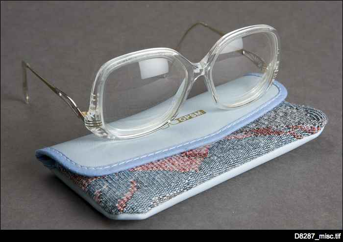 Janine's spectacles