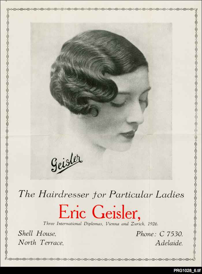 First hairdressing school