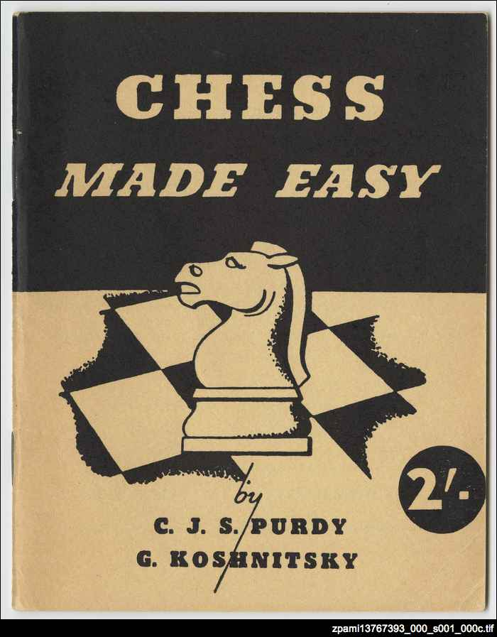Koshnitsky chess collection