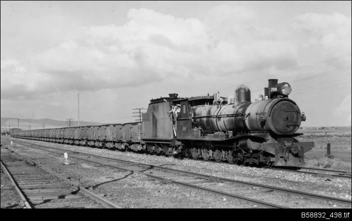 Broken Hill ore train