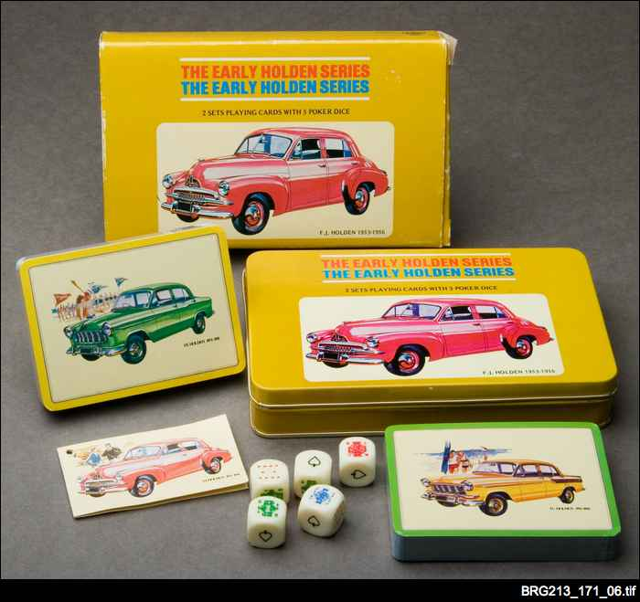 The Early Holden Series