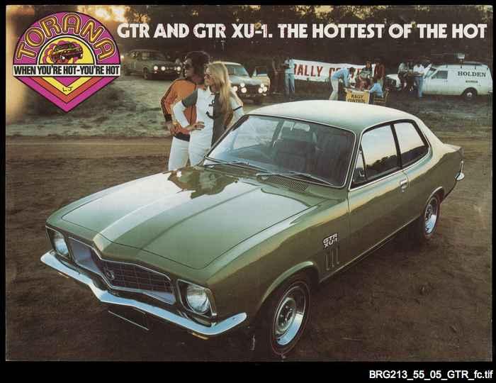 GTR and GTR XU-1