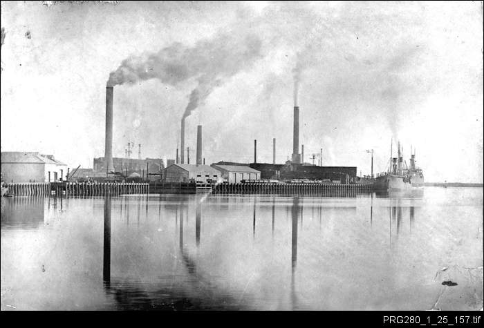 Smelters at Port Pirie