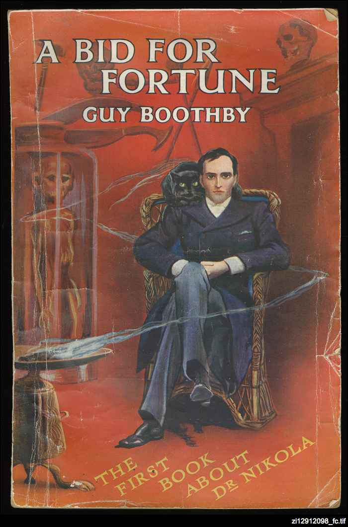 Guy Boothby
