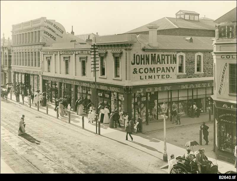 John Martin's department store