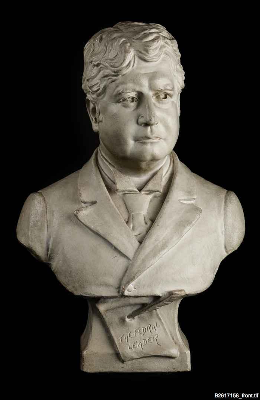 Bust of Edmund Barton