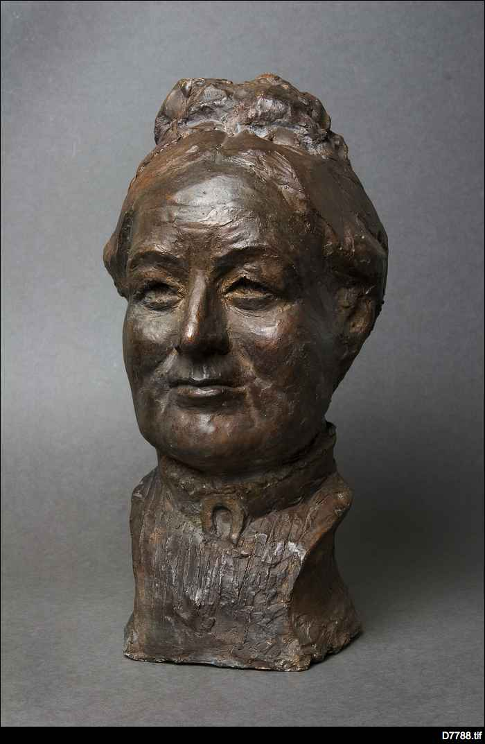 Bust of Catherine Helen Spence