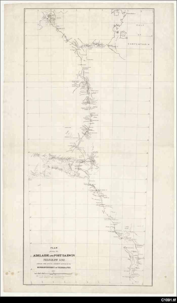 Overland Telegraph Line
