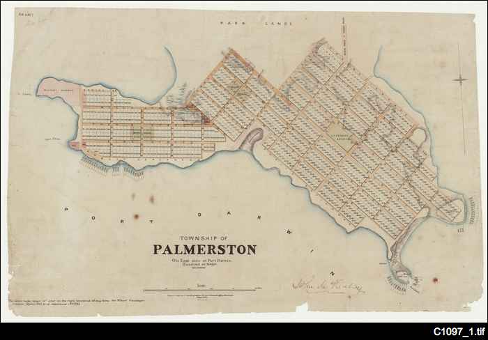 Town of Palmerston