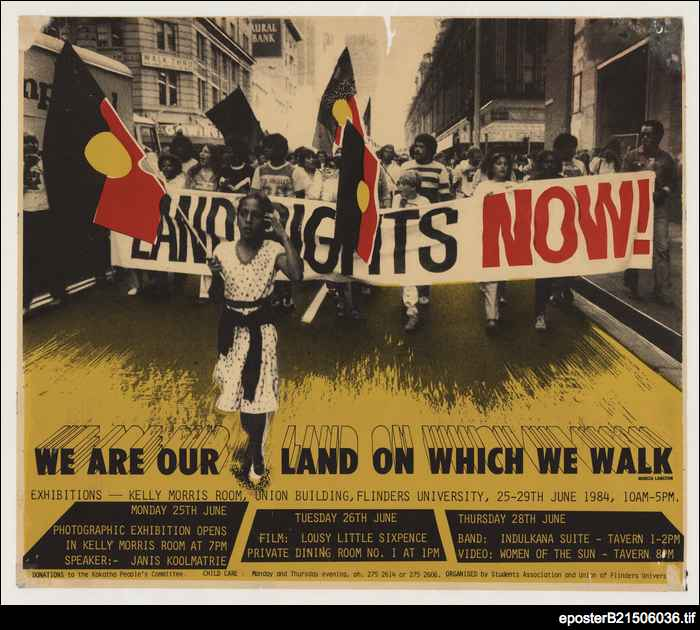 Land rights now