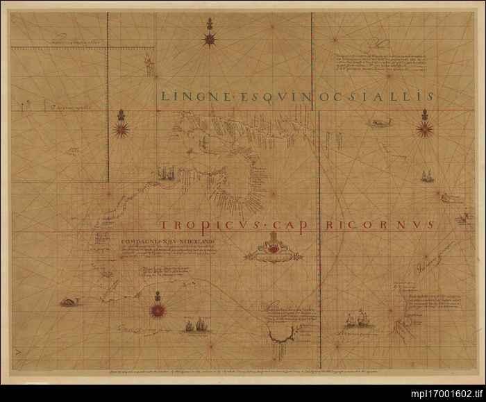 Tasman's map