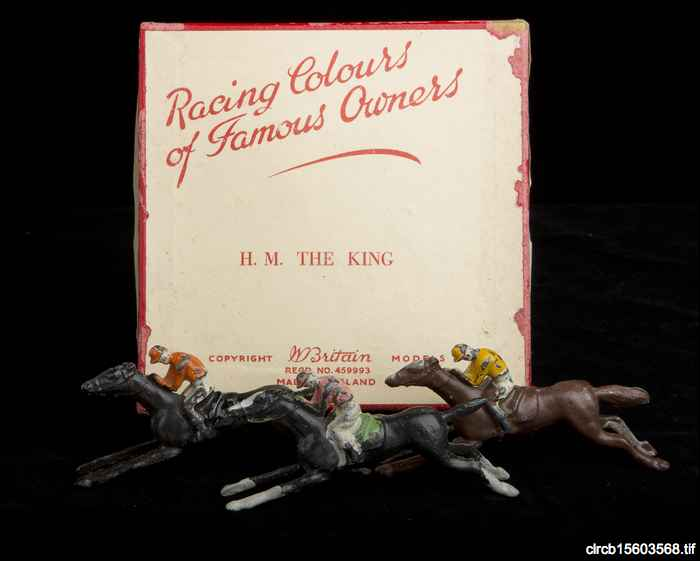 Racing toys and games
