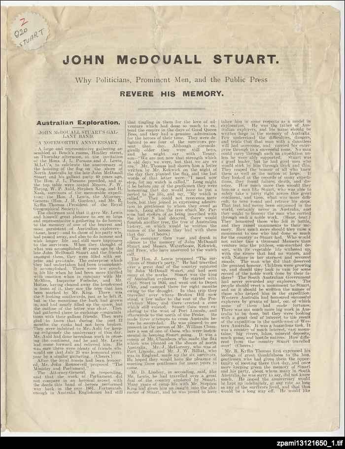 Stuart revered