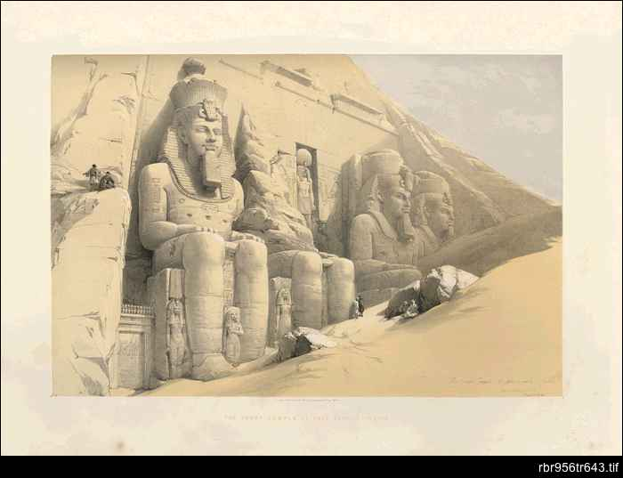 David Roberts' Egypt