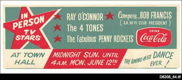 The Penny Rockets