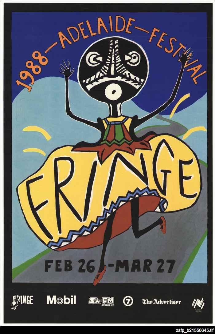 Adelaide Fringe, 1988