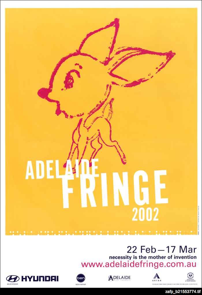 Adelaide Fringe, 2002