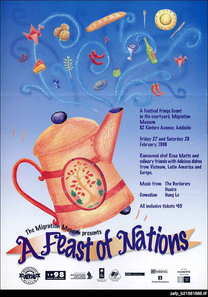 A feast of nations, 1998