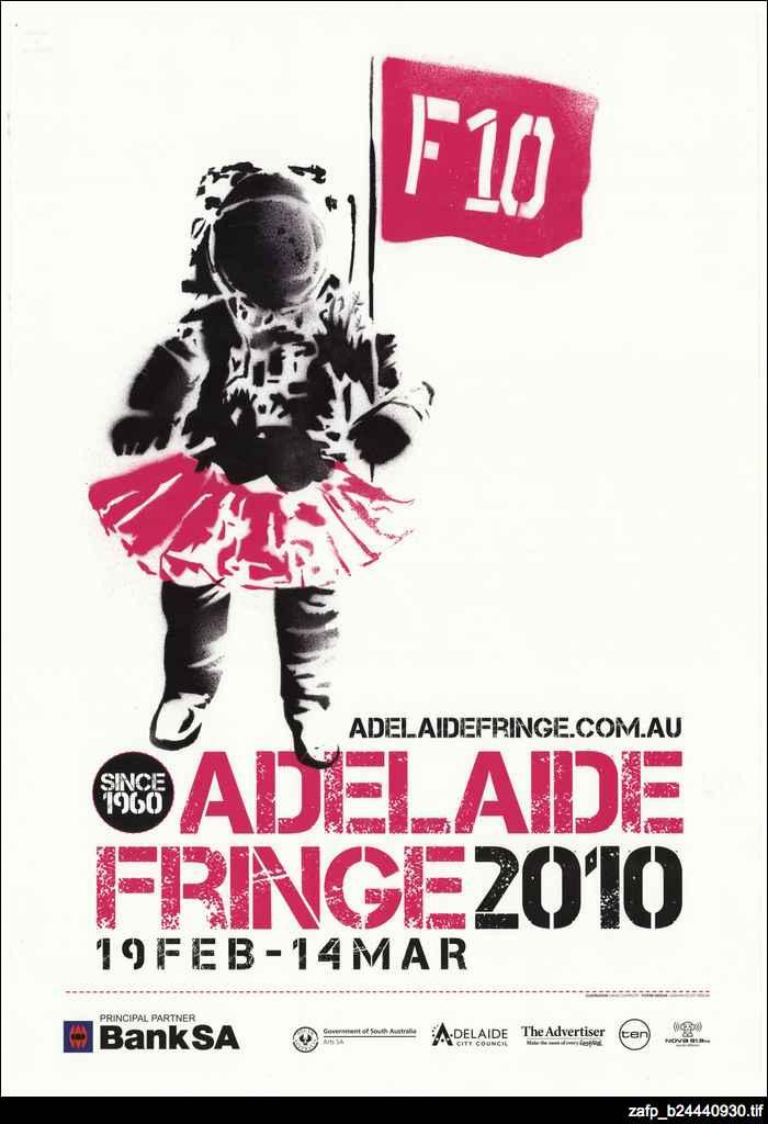 Adelaide Fringe, 2010