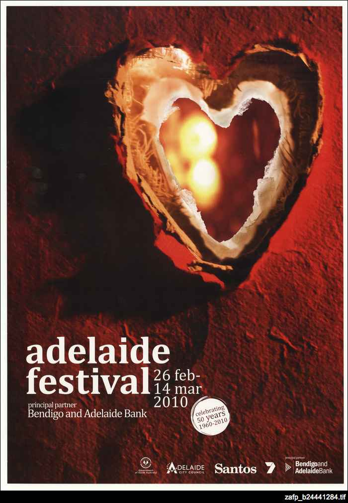 Adelaide Festival of Arts, 2010